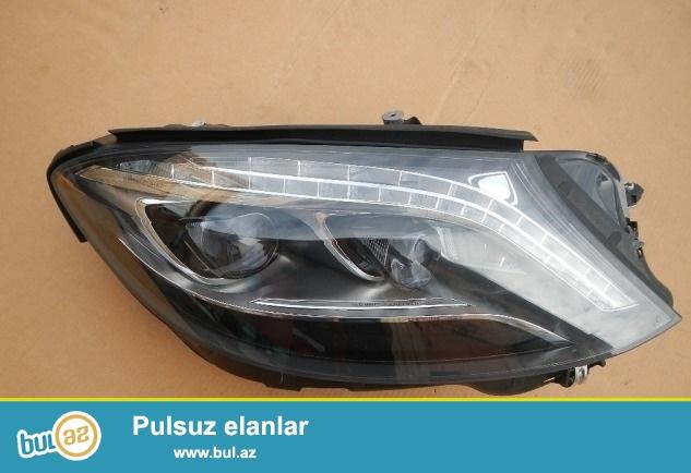 фара правая Mercedes 2014 S500 W222 FULL LED состояние новой