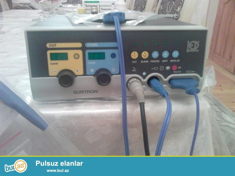 Italiya istehsali olan SURTRON koaqulyatoru.Koteri 80 Koaqulyasiyaso 50 voltdur...