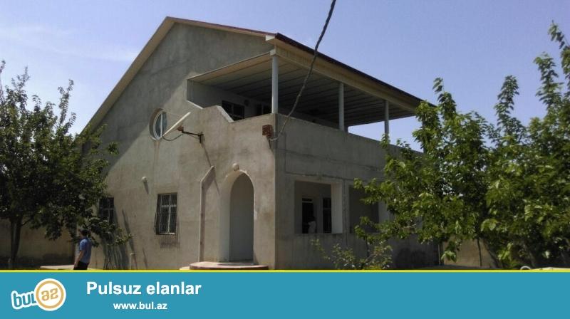 Срочно! В посёлке Новханы,  рядом с * Орхан*  туризм, не далеко  от моря продаётся  2 -х этажный,5-и комнатный ,расположенный на 8 сотках   особняк  ...