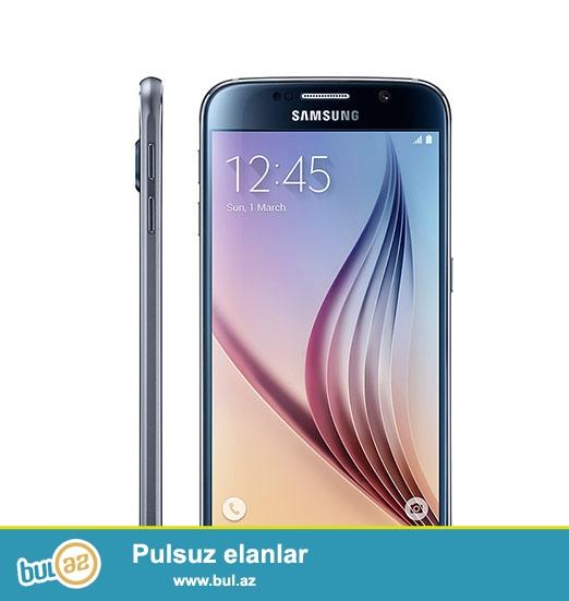 Samsung Galaxy S6 , 1 İL Qızıl Zəmanət ilə Amerikadan gətirilir...