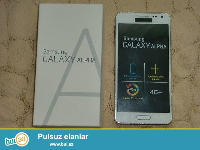 Samsung Alpha yeni son direnen qiymetidir