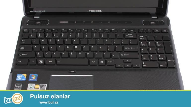 Toshiba_A665 <br /> Pro:i5 2410M 2.3GHz <br /> Ram:6GB <br /> Hdd:500GB <br /> Vga:2GB Intel <br /> Screen:15...