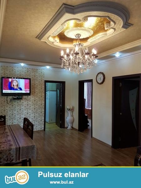 Sabuncu rayonu Zabrat qesebesinde 3 otagli tam temirli ev...