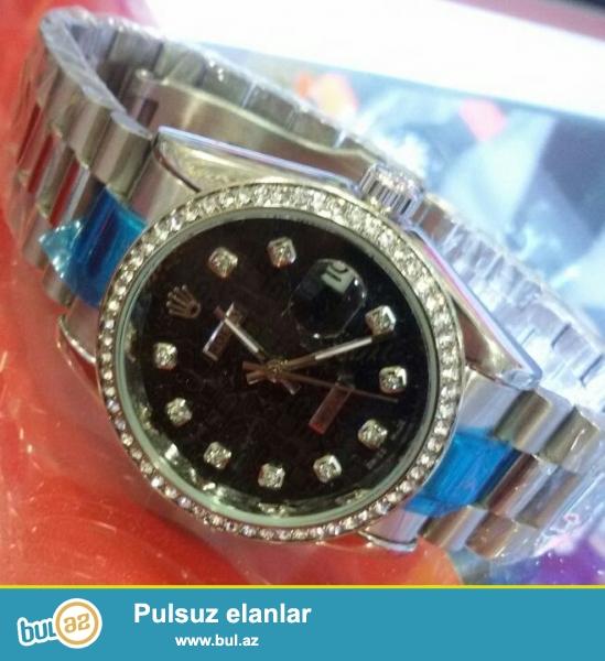 Rolex unisex mexanika karopka ve hediyye paketi ile birlikde catdirilma bir gun erzinde nar nomrede watsapp vardir diger saat modelleri ile maraqlanan ciddi fikirli sexsler elaqe saxlaya bilerler