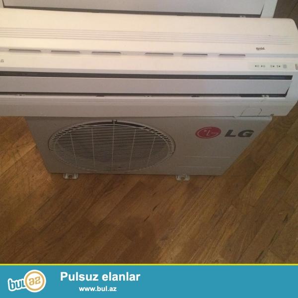 LG kondisioneri 12.000BTU 40-45 kv hecbir prablemi yoxdu...