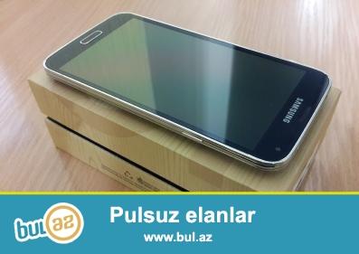 Samsung s5 black edition her sheyi var. endirim barter ve klredit yoxdur.