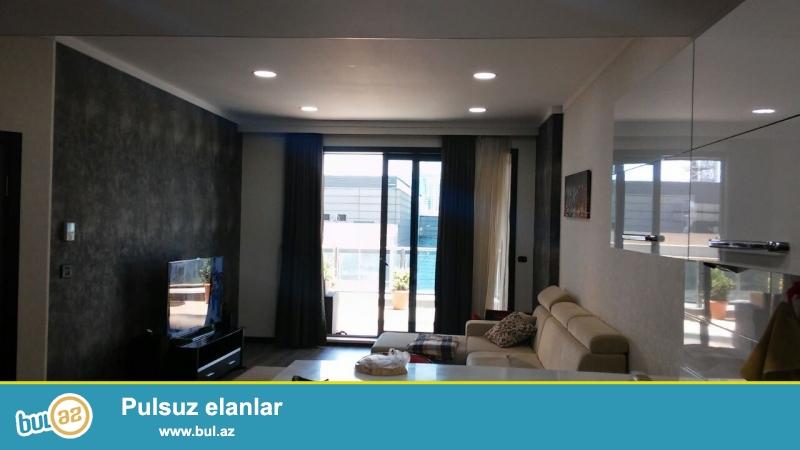 Сдаётся 2 комнатная квартира в престижном комплексе PORT BAKU RESİDENCE ...