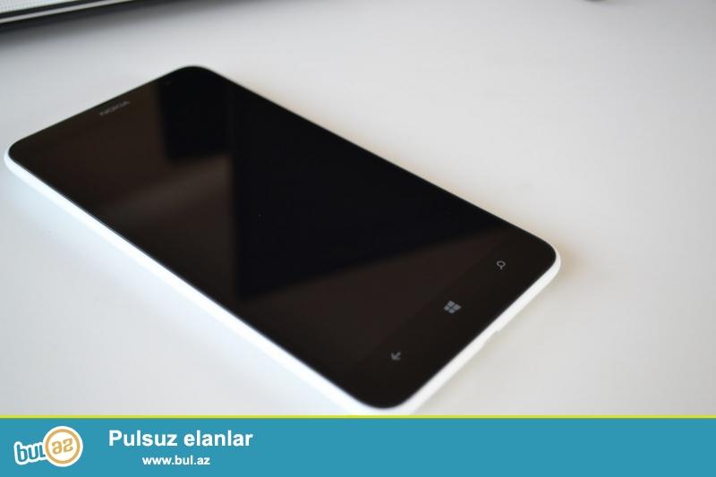 Salam. Nokia Lumia modeli satiram. Ideal veziyetdedi...