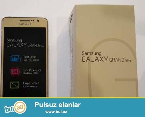 Samsung Grand Prime yeni oriqnal bu qiymete hec yerde tapa bilmezsiz