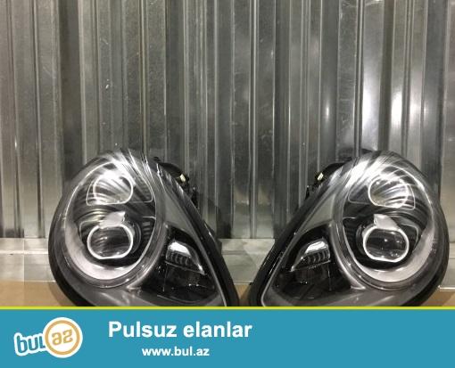 фара левая правая Porsche Panamera LED Состояние отличное