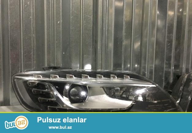 <br /> фара левая правая Audi Q7 Bi Xenon LED 2010-2015 г