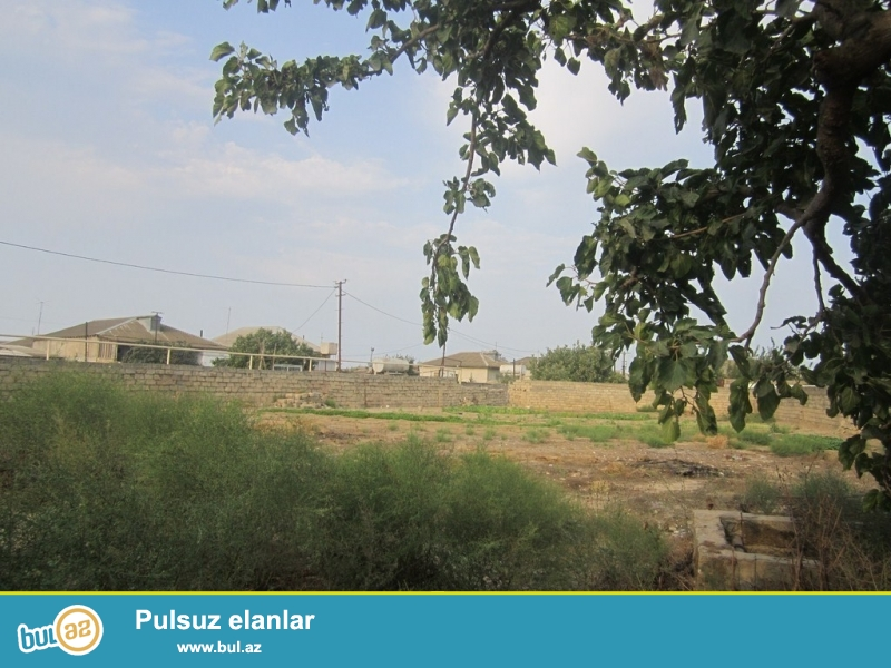 Срочно! В центре поселка Бильге продается земельный участок 15 соток...
