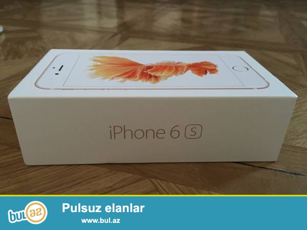 Apple iPhone 6s Russified Unlocked Phone (128GB)<br /> <br /> <br /> <br /> Siz iPhone 6S istifadə an, siz bu kimi bir şey hiss heç etdik bilirik...