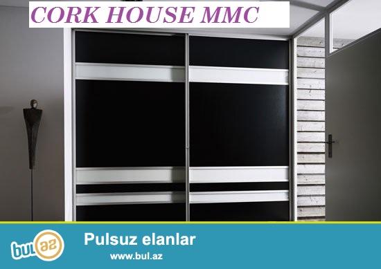 Связи с летной кампаний вы сможете заказать в фирме Cork House MMC удобные,комфортные шкафы купе самыми доступными ценами и беспроцентным кредитом...