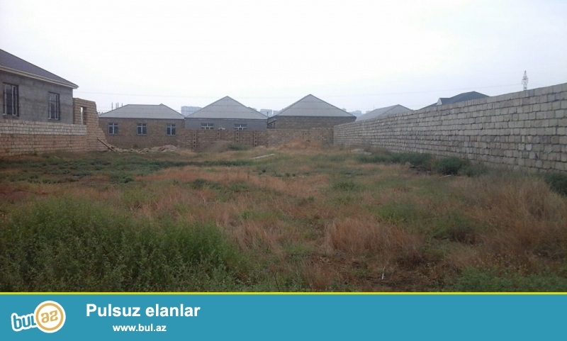 TƏCİLİ SATILIR!!! Binəqədi rayonu, Binəqədi qəsəbəsi, FAB boyanın yaxınlığında ümumi sahəsi 13 sot olan torpaq sahəsi satılır...