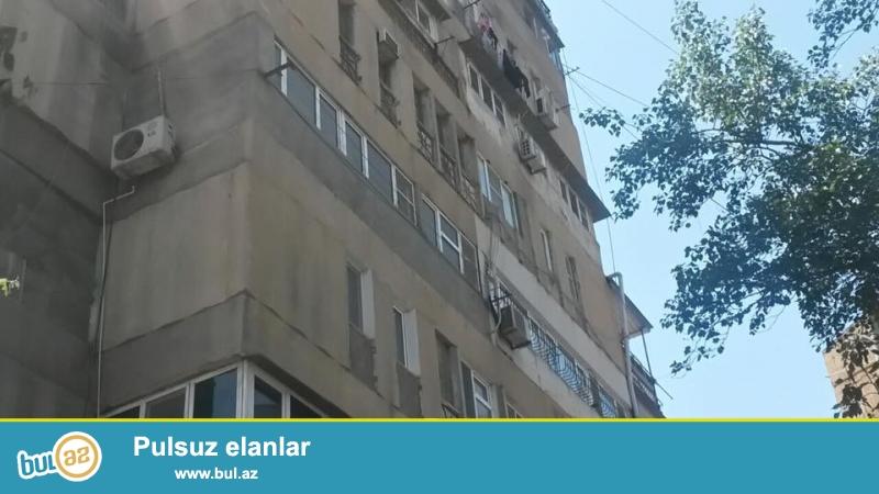 СРОЧНО!!! На пр. Азадлыг, над банк Республика, каменный дом , экспериментальный проект, 9/8, общая площадь 93 кв...