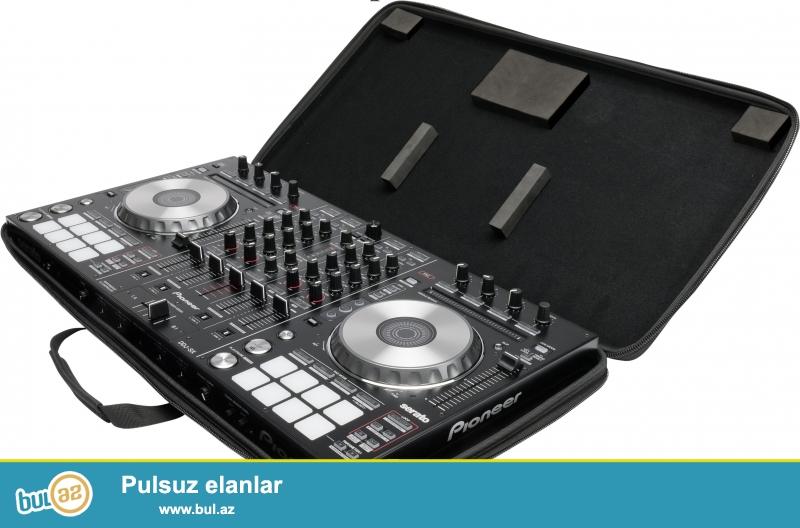 Pioneer DDJ SX (DJ Aparati) uchun MAGMA Sumkasi<br /> Ideal veziyyetde demek olarki tezedir...