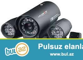 VIP-electronics sizə bütün növ müşahidə-nəzarət kamera sistemlərinin satışını təklif edir...