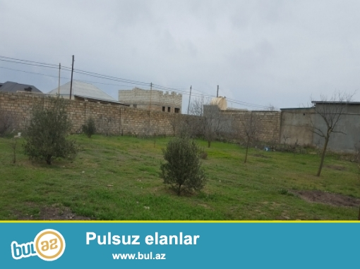 Nərimanov rayonu,Dərnəgül yolunda,150 metr yola baxan,135 sot özəl mülkiyyətli torpaq satılır...