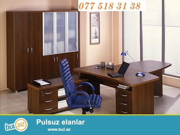 Изготовление офисных мебель из качествонных Турецких материалов по доступными ценами и с кредитом...