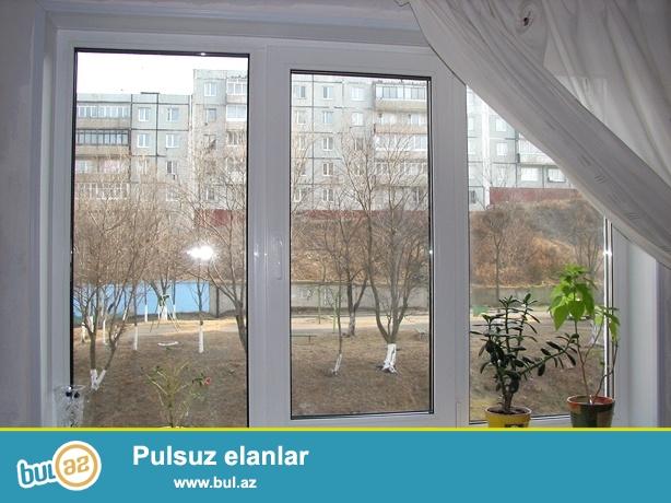 Istediyiniz butun nov profillerle plastik ve aluminium qapi pencereler ucuz ve serfeli qiymetlerle hazirlanir...