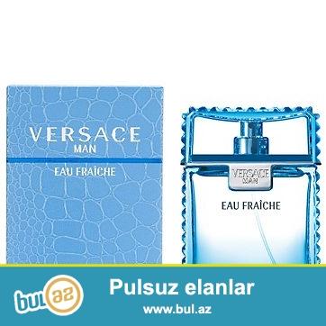 ✅Ad: VERSACE<br /> ✅Model: Eau Fraiche<br /> ✅Cins - Kişi<br /> ✅Ölçü:<br /> ➖Edt 30ml 55azn...