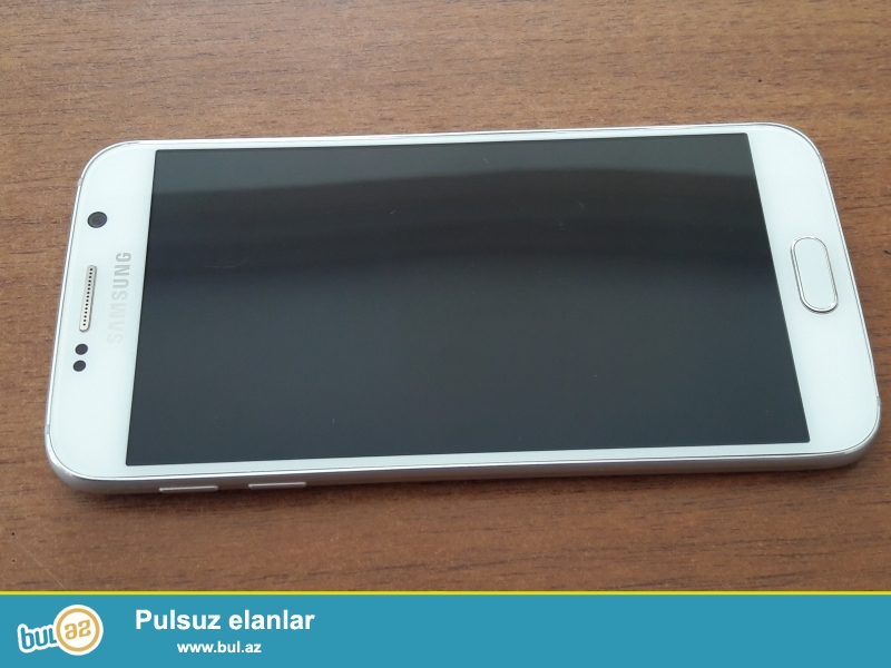 Salam təcili Samsung S6 ( SM-G920F ) 200 AZN Satılır ( ZAPÇAS KİMİ ) ...