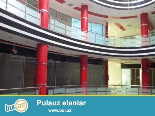 İnşaatcılar metrosunun düz yanı 2500kvm 4 mərtəbəli hazır obyekt satılır...