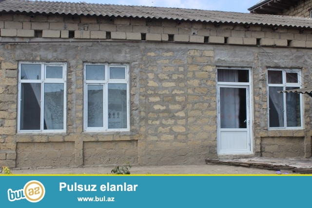 Sabunçu rayon Zabrat 2 qəsəbəsi, əsas yoldan 200 metr məsafədə 7...