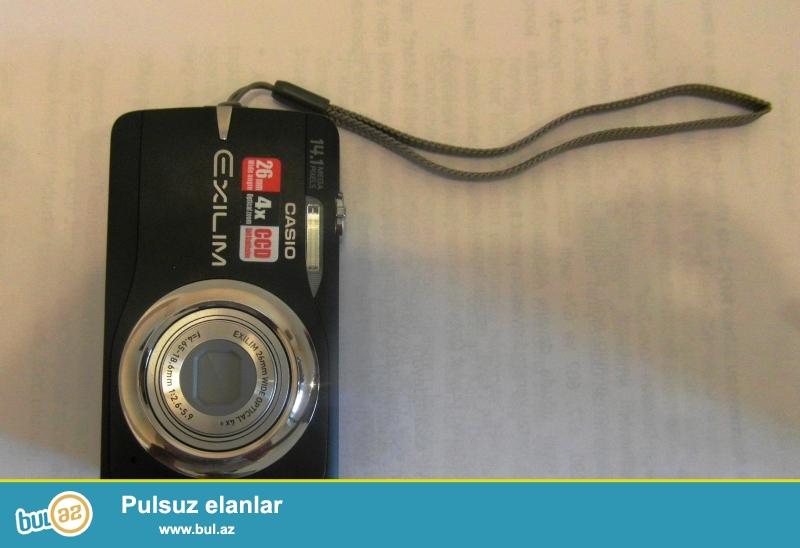 Çox az istifadə olunmuş, Yaponiya-Tokio`dan alınmış, orjinal fotoaparatdır...