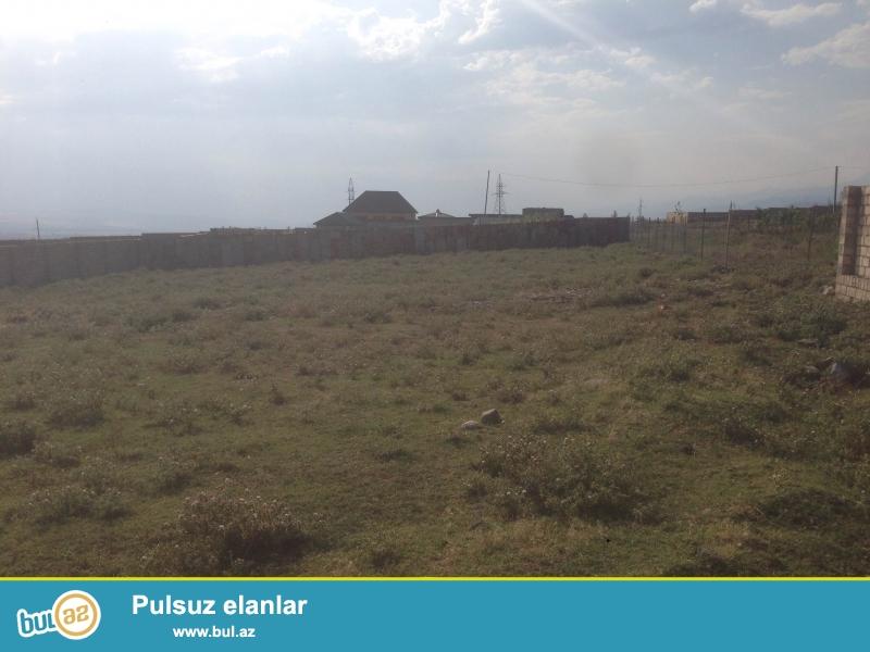 Dağlar əhatəsində İsmayıllı rayonu yaxınlığında Talıstan kəndində 8 sot torpaq sahəsi satılır ...