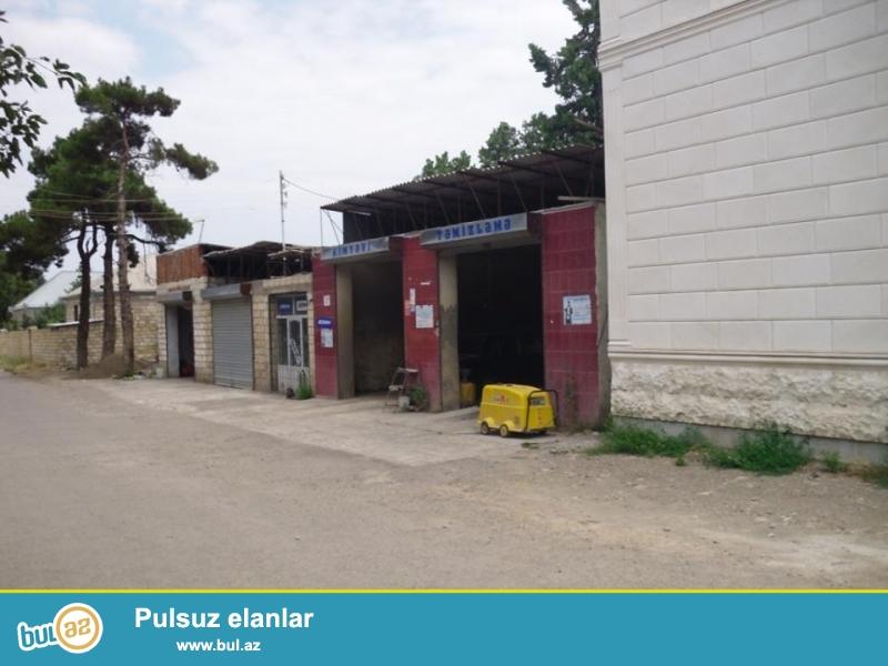 Tovuz  şəhərində  obyekt satılır. Elektrik sexi, mağaza və 2 hissəli avto yuyucudan ibarətdir...