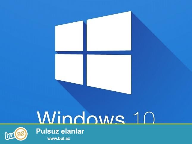 Kompyuterlərin format olunması və proqram təminatının yazılması...