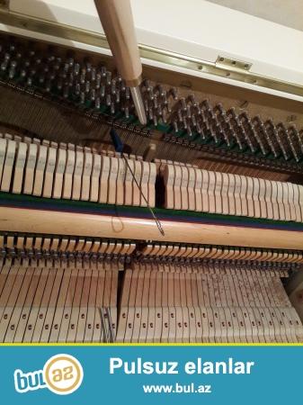 Markasindan, veziyetinden asli olarag en munasib giymete pianino aliram.
