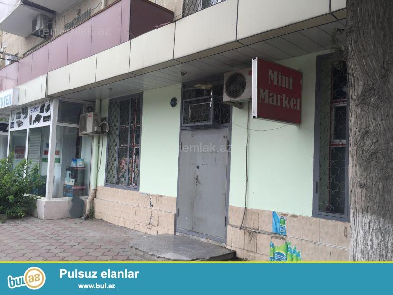 Binəqədi rayonu, 7-ci mikrorayon, S.Axundov küçəsi 5 34, Cıdır Düzü restoranının qarşısında obyek icarəyə verilir...