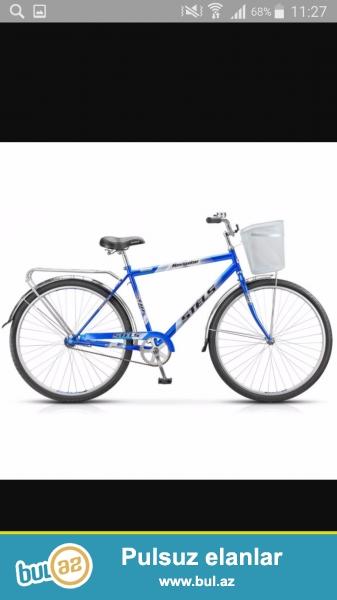 Stels navigator velosipedi satiram hec bir problemi yoxdur 120 azne satiram bundan asagi yeri yoxdur çatdirilma pulsuz olacaq öz masinimla evinize kimi aparacam əlavə suallarıniz olsa whatsapda 055 920 64 01 yaza bilersiniz velosiped 28likdi 120azne satiram