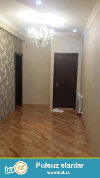 Срочно! На Йени Ясамале рядом со школый сдается в аренду 2-х комнатная квартира нов...