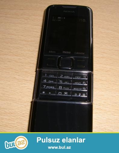 Nokia 8800 arte satiram. Telefon ideal veziyyetdedi...