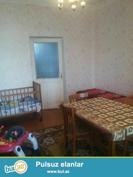 1 otaqli ev.hamam tualet ayri,metbex.balkon,telefon...