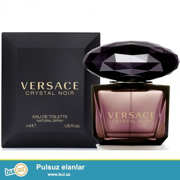 ✅Ad: Versace\r\n✅Model: Crystal Noir\r\n✅Cins - Qadın\r\n✅Ölçü:\r\n➖Edt 30ml 59azn...