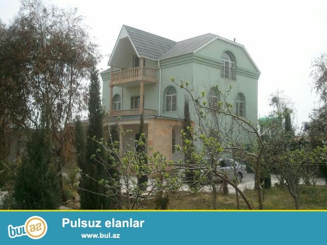 Очень срочно !  В поселке  Шувалан  Грес  ниже Зиярятгах , продается 7-ми , 3 -х этажный   частный дом  расположенный на  18 -ти сотках земли ...