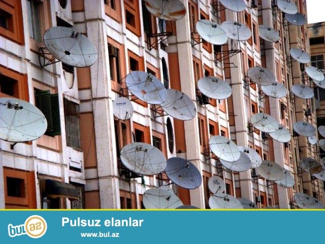 krosna antenalarin qurasdirlmasi azeri turk rus avropa tv kanallari  istediyiniz kanlllari pulsuz izleyin gosterilen xidmete uygun qiymetler deyiwir
