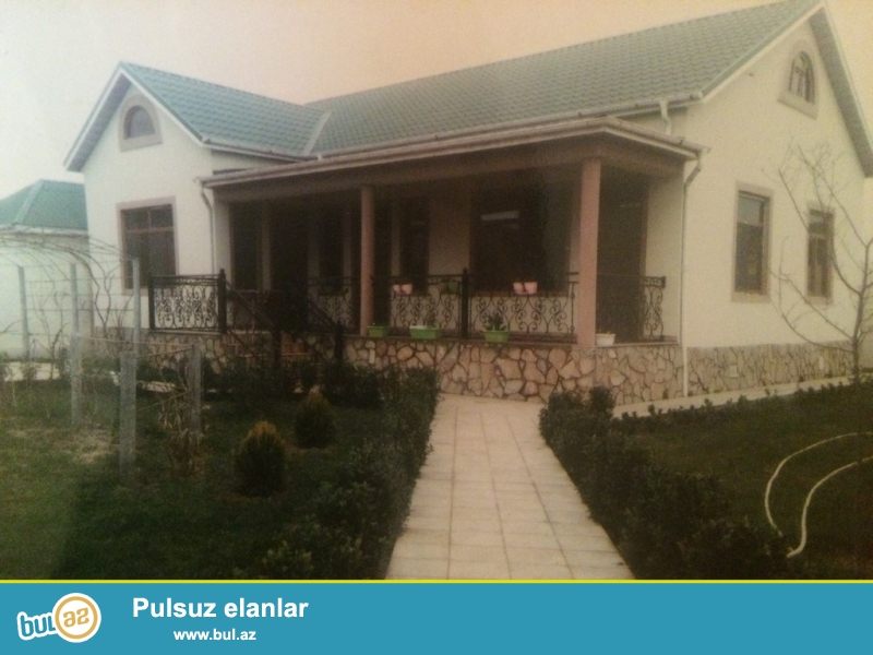 Срочно! Продается  1-но этажный  3-х комнатный частный дом в посёлке  Шувалан  - грес  то есть вниз  от Зиярятгаха ...