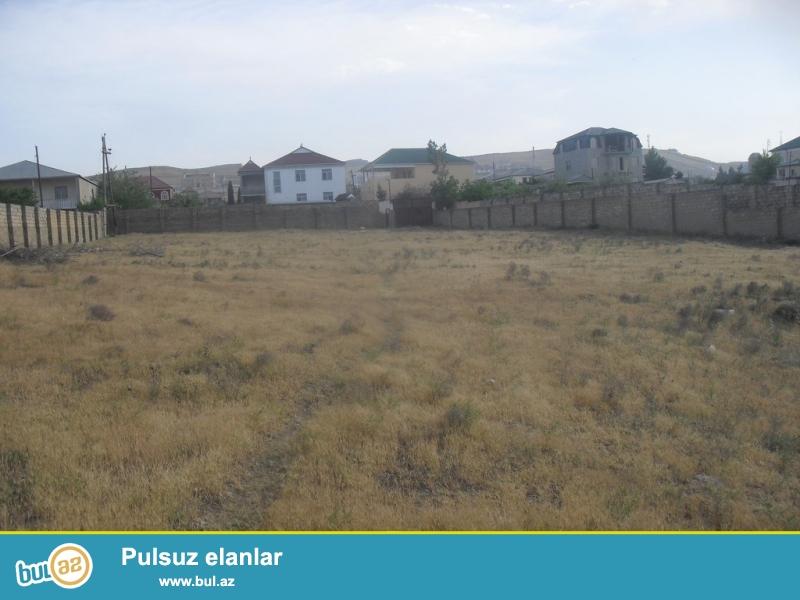 Очень срочно в элитном районе  посёлка  Новханы налево от АВУ ПЕТРОЛЬ  на возвышенности , с супер панорамой видимостью моря ,продаётся земельный участок площадью 40 сот...