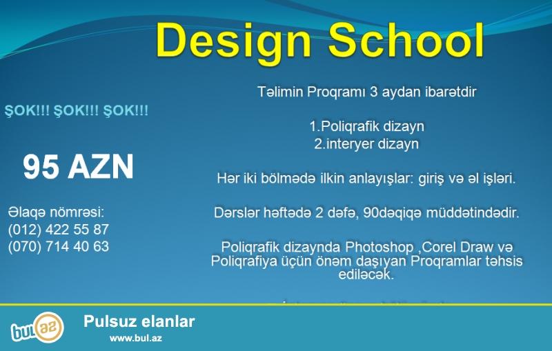 """AimRaider Company Sizlərə """"Design School"""" -u təqdim edir..."""