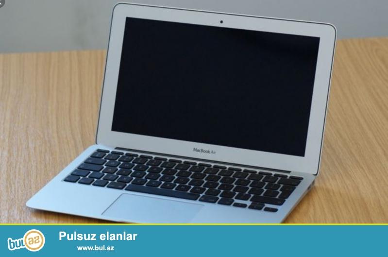 Apple MacBook air13inchalindigi5aydir3defe istifade olunub tecili pula ehtiyacim oldugu ucun satiram hec bir problemi yoxdur qiymetinde razilasa bilerik