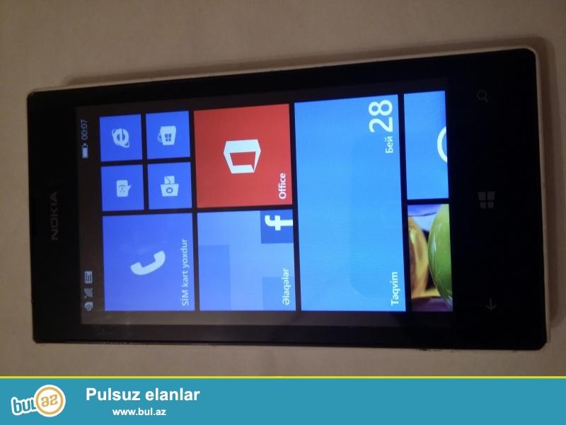 Nokia Lumia 520 - 100 AZN<br /> Black Berry 9780 - 60 AZN<br /> Samsung SGH-M620 - 30 AZN <br /> Telefonlar tam işlək və probilemsizdir