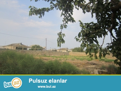 Bakı-Sumqayıt yolu,VAZın dariəsinə yaxın,20 sot özəl torpaq satılır...