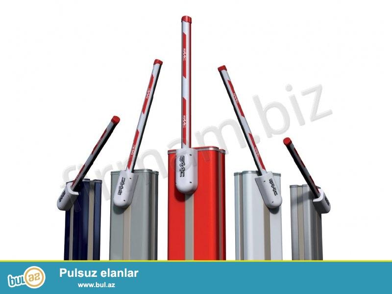VIP-electronics Sizlərə TəqdimEdir<br /> Şlaqbaum sistemi- 2-6 metr uzunluğunda şlaqbaum qolları, komplektə 2 ədəd pult daxildir, çoxlu sayda əlavə pultun tanıdılması...