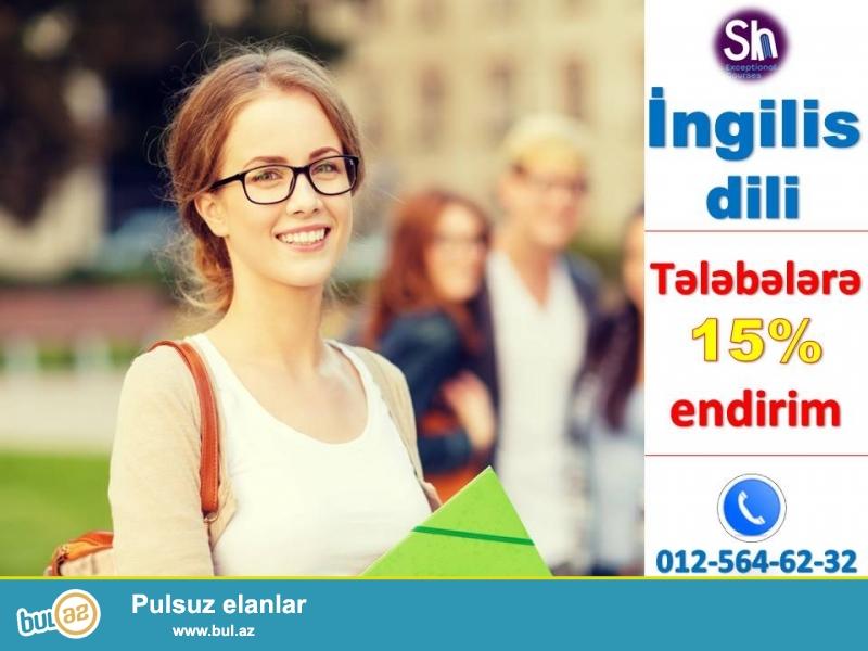 """""""SH Exceptional Courses"""" sizlərə yay aylarında təşkil olunan İngilis və Rus dili kurslarını təqdim edir..."""